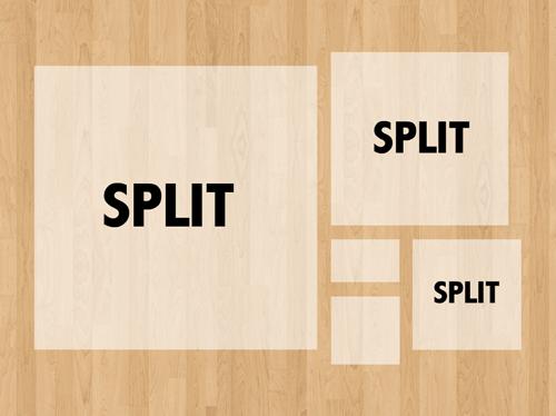To Split